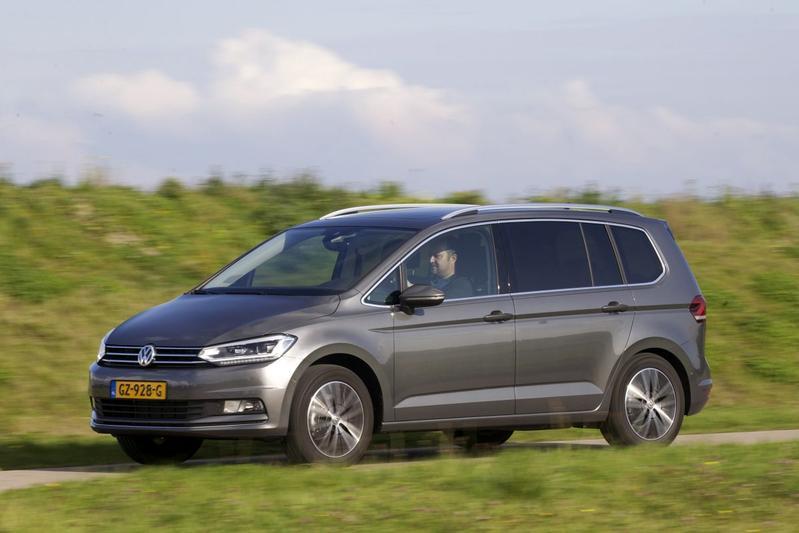 Volkswagen Touran 1.4 TSI Highline