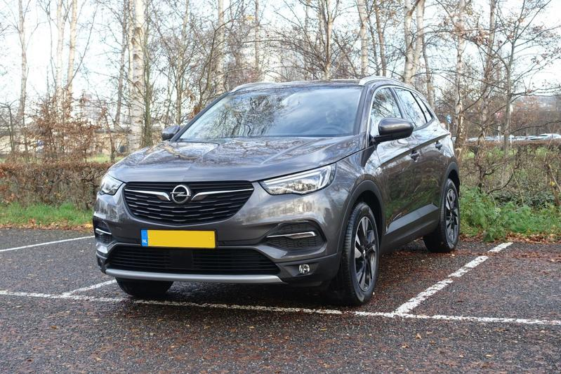 Opel Grandland X 1.2 Turbo 130pk Business Executive (2019)