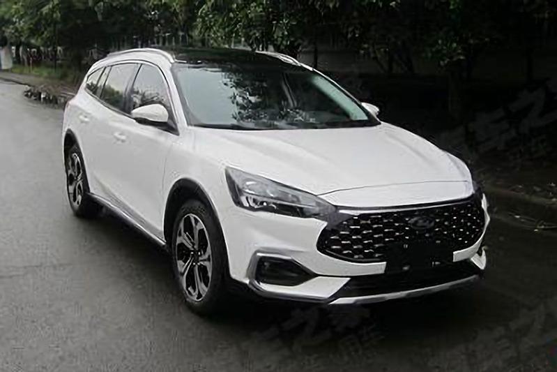 Ford Focus Active Wagon krijgt in China bijzondere snuit