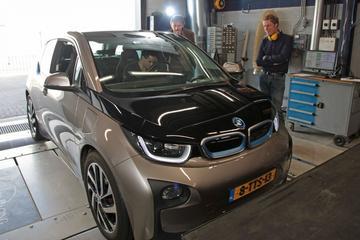 BMW i3 60 AH Range Extender – 2014