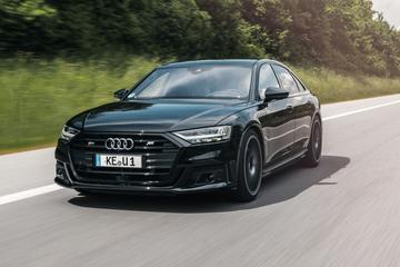 Abt neemt Audi S8 onder handen