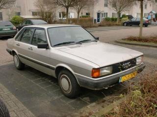Audi 80 1.6 (1984)