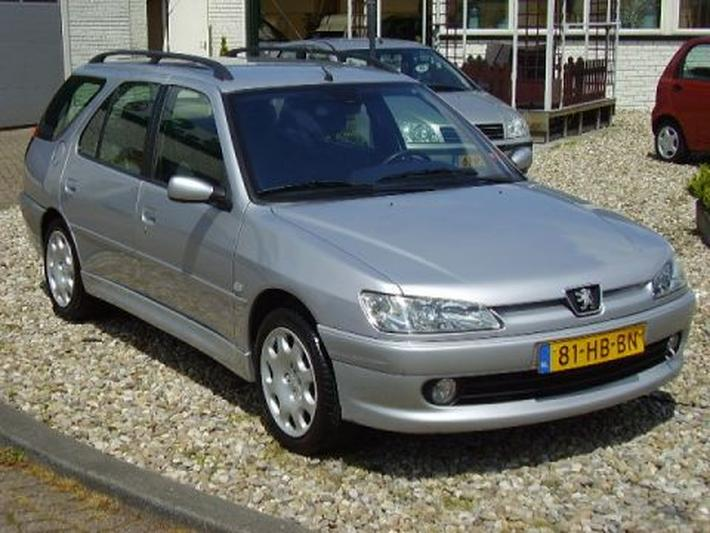 Peugeot 306 Break XT 2.0 HDI (2001)