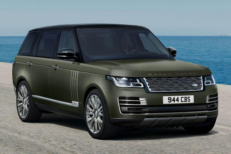 Land Rover Range Rover Range Rover SVAutobiography Ultimate