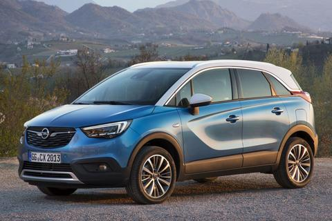 opel crossland x 1 2 online edition. Black Bedroom Furniture Sets. Home Design Ideas