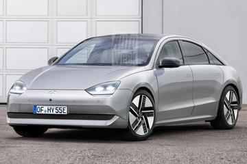 Hyundai Ioniq 6 - Blik to the Future