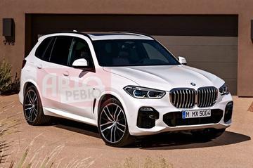 Nieuwe BMW X5 is te vroeg