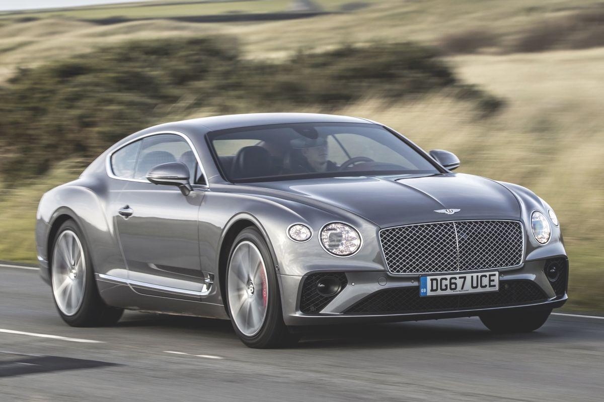Bentley Continental GT | Eerste rijtest - AutoWeek.nl