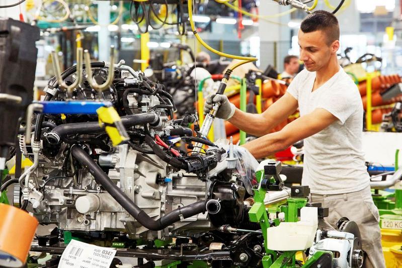 Fabriek Mioveni Dacia Duster productie Renault tes