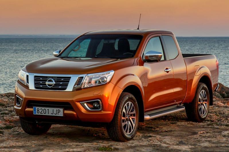 Nissan vergroot productie Navara