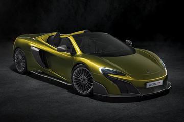 Dus toch: McLaren 675 LT Spider onthuld