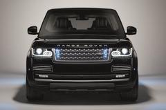 Range Rover Sentinel is gepantserde Autobiography