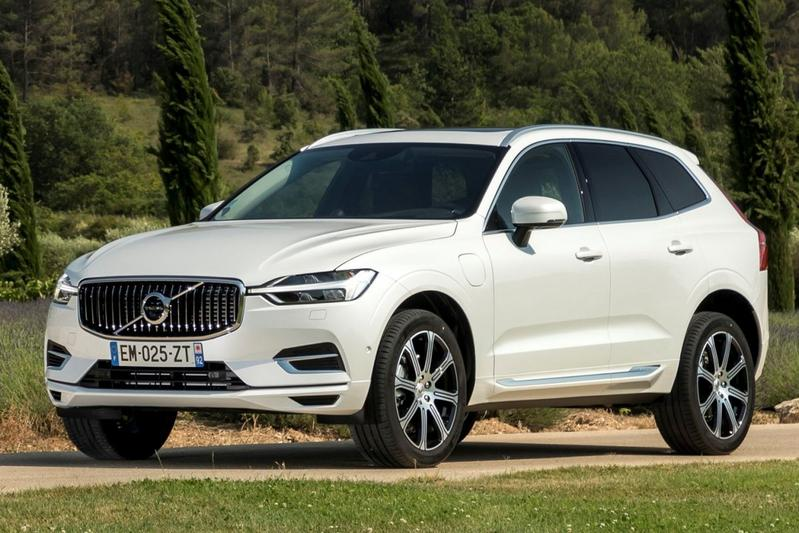 Volvo XC60 T8 Twin Engine AWD Inscription (2018)