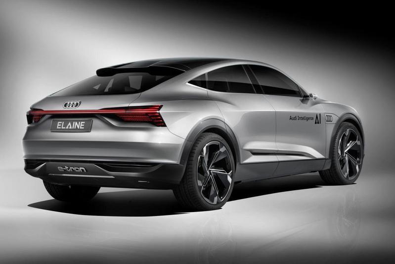 En dat is twee: Audi Elaine Concept