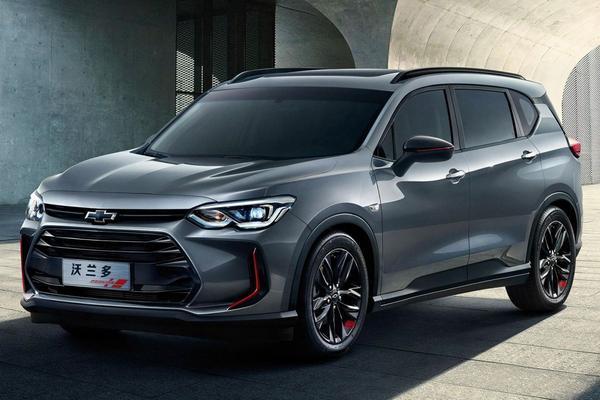 Nieuwe Chevrolet Orlando voor China