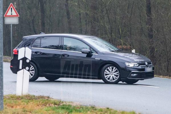 Volkswagen Golf VIII: meer en beter beeld