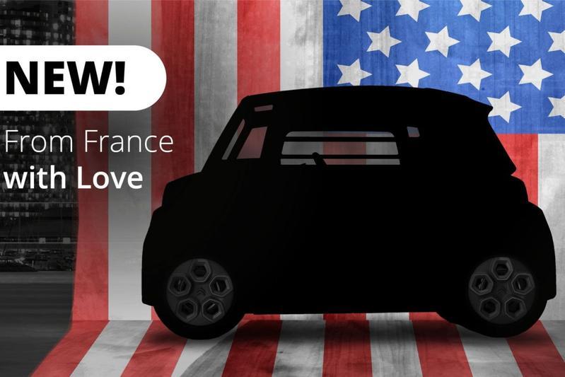 Citroën Ami Free2Move