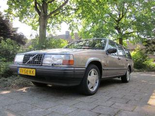 Volvo 740 Turbo Estate (1989)