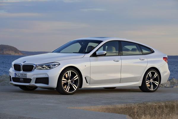Nieuwe instapdiesel voor BMW 6-serie Gran Turismo