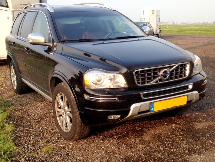 Volvo XC90 D5 Limited Edition (2012)