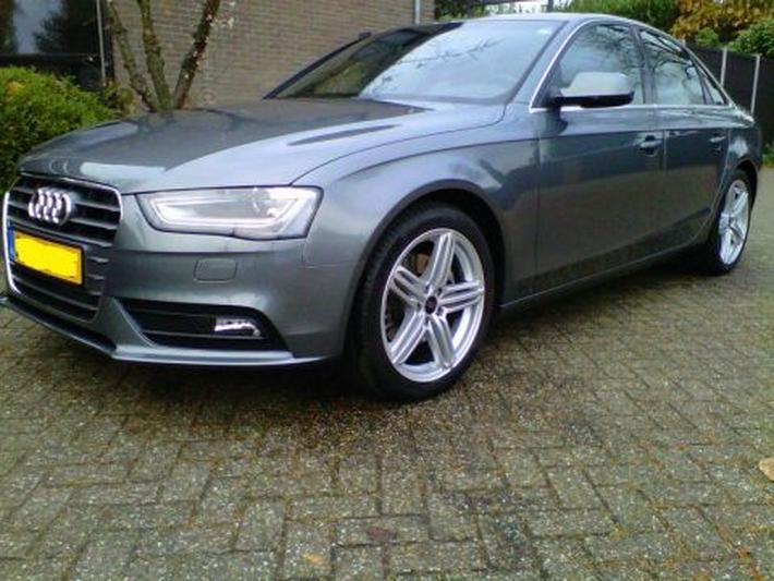 Audi A4 1.8 TFSIe 170pk Edition (2013)
