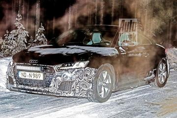 Kleine facelift voor Audi TT op komst