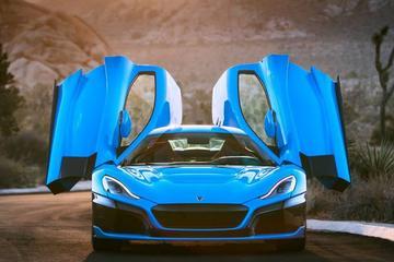 Porsche vergroot belang in Rimac
