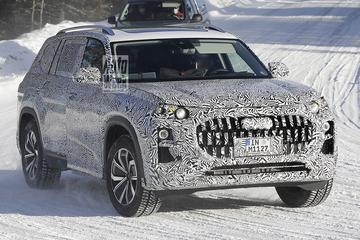 Audi komt met grote SUV boven Q7