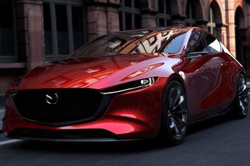 Dit is de Mazda Kai Concept