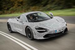 McLaren toont mule voor BP23