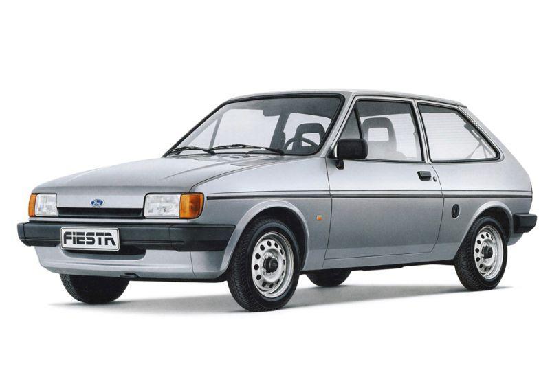Ford Fiesta 1.0 C (1987)