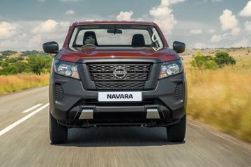 Nissan Navara als tweezitter