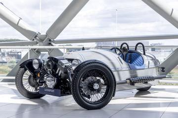 Speciale Morgan 3-Wheeler van Louwman Exclusive