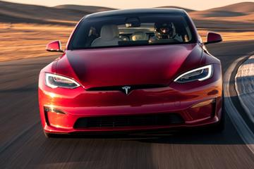 Tesla wil hogere boetes voor auto's met te hoog verbruik
