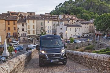 Provence per camper