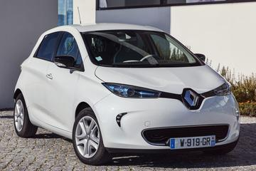 Renault Zoe R110 Limited (2018)