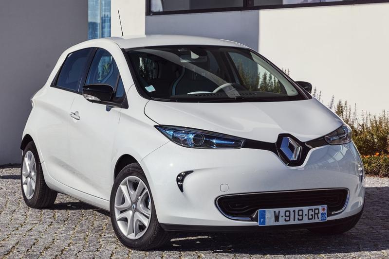 Renault Zoe R90 Intens (2018)
