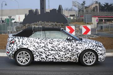 'Range Rover Evoque Cabrio krijgt beperkte oplage'