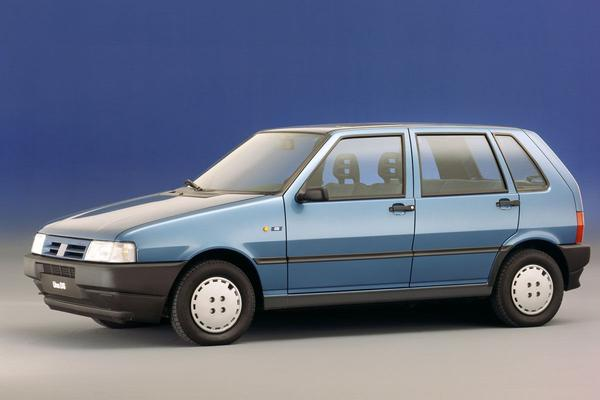 Facelift Friday: Fiat Uno