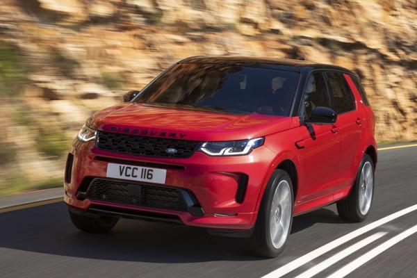 Land Rover vernieuwt Discovery Sport
