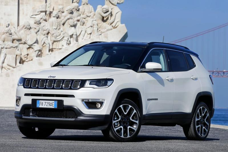 Jeep Compass 1.4 MultiAir Longitude (2018)