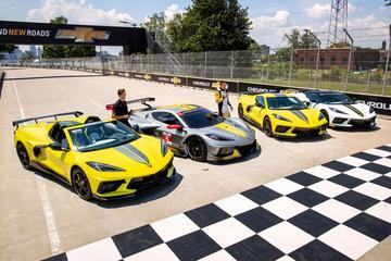 Chevrolet Corvette Stingray knipoogt naar racebroer