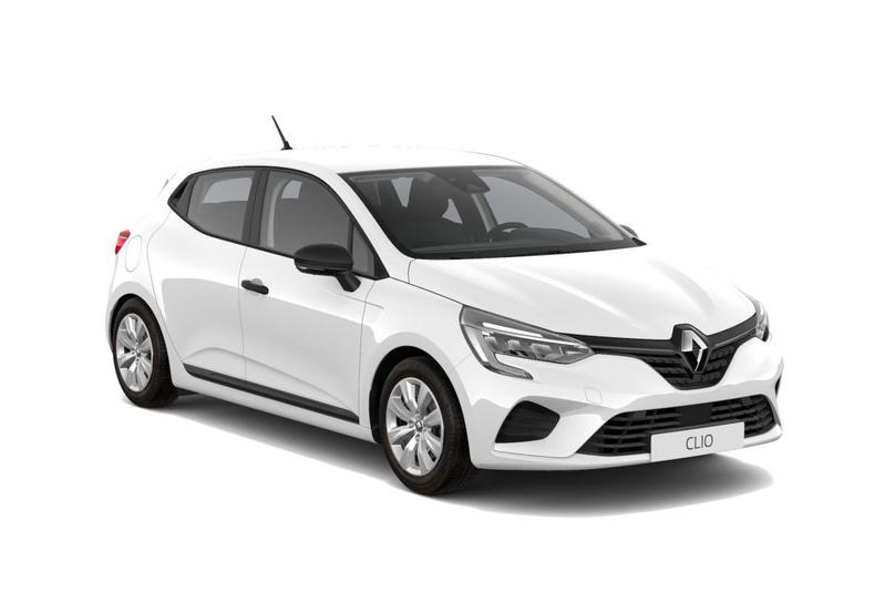 Renault Clio back to basics