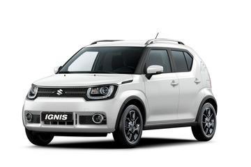 Suzuki Ignis beleeft Europees debuut in Parijs