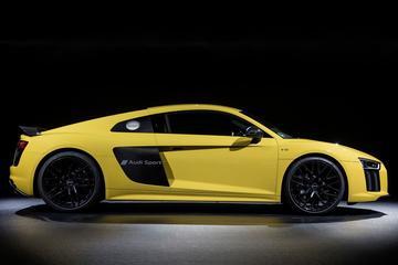 Audi personaliseert met laktechniek