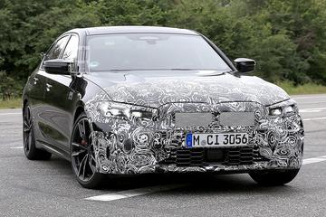 Vernieuwde BMW 3-serie in beeld