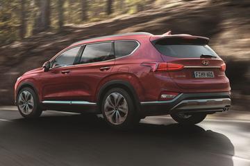'Hyundai Santa Fe krijgt twee hybrides'