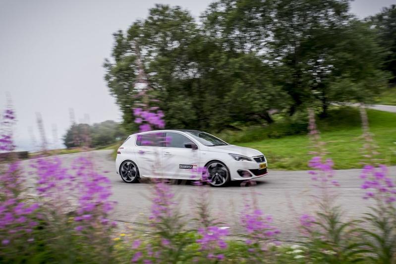 Peugeot 308 in Luxemburg