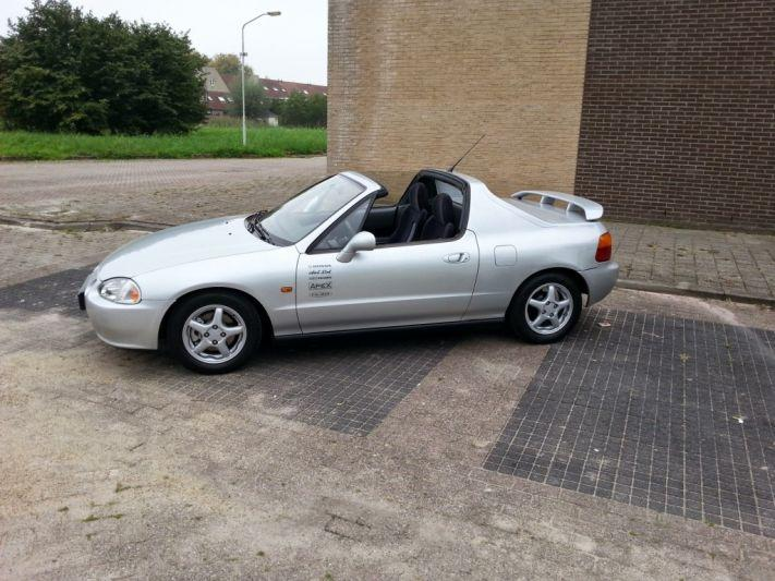 Honda CRX 1.6 ESi (1993)