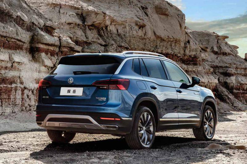 2018 - [Volkswagen] Tayron Ngty85ibvmtj